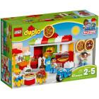 Пластиковый конструктор LEGO Duplo Пиццерия