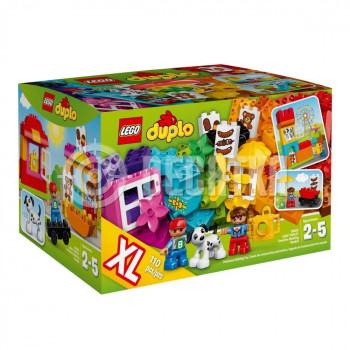 Пластмассовый конструктор LEGO DUPLO Набор для творчества (10820)