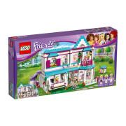 Пластиковый конструктор LEGO Friends Дом Стефани