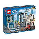 Пластиковый конструктор LEGO City Полицейский участок