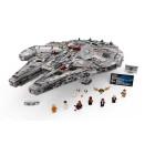 Классический конструктор LEGO Star Wars Сокол Тысячелетия
