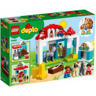 Классический конструктор LEGO Duplo Конюшня на ферме