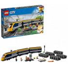 Классический конструктор LEGO City Пасажирский поезд