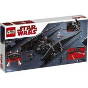 Классический конструктор LEGO Star Wars TM ВИстребитель TиАй Кайло Рена