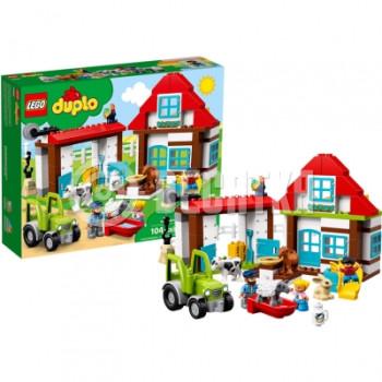 Классический конструктор LEGO Duplo День на ферме (10869)