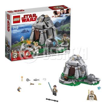 Пластиковый конструктор LEGO Star Wars Тренировки на островах Эч-То (75200)