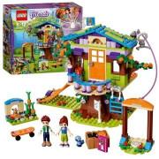 Пластиковый конструктор LEGO Friends Домик на дереве Мии