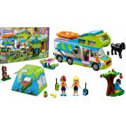 Пластиковый конструктор LEGO Friends Дом на колесах Мии