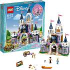 Классический конструктор LEGO Disney Волшебный замок Золушки