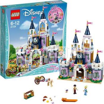 Классический конструктор LEGO Disney Волшебный замок Золушки (41154)