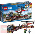 Пластиковый конструктор LEGO City Перевозка тяжелых грузов