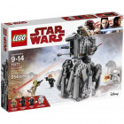 Классический конструктор LEGO Star Wars Тяжелый розведывательний шагоход Первого ордена