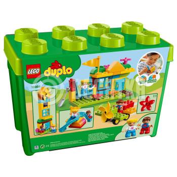 Классический конструктор LEGO Duplo Коробка с кубиками (10864)