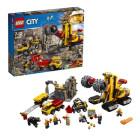 Классический конструктор LEGO City Шахта