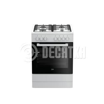 Комбинированная плита Beko FSE62120DW
