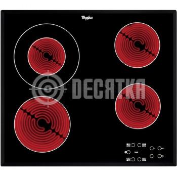 Варочная поверхность электрическая Whirlpool AKT 8130 BA