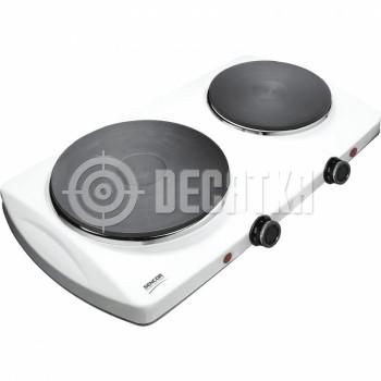 Настольная плита Sencor SCP 2253WH