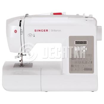 Швейная машинка компьютеризированная Singer Brilliance 6180