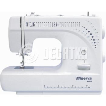 Швейная машинка электромеханическая Minerva M823B