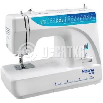 Швейная машинка электромеханическая Minerva M832B