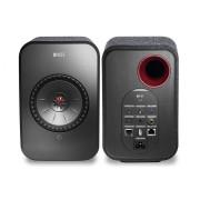 Мультимедийная акустика KEF LSX Wireless Black