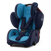 Автокресло Recaro Young Sport HERO Xenon Blue