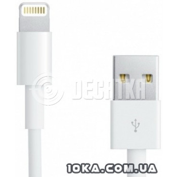 Кабель Apple Кабель Lightning to USB 2.0 (MD818)