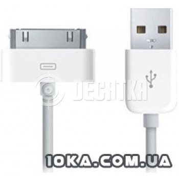 Кабель Apple USB 2.0 кабель Dock Connector (MA591)