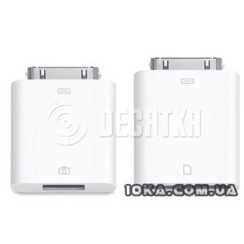 Набор переходников для планшетов Apple iPad Camera Connection Kit (MC531)
