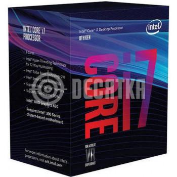 Процессор Intel Core i7-8700 (BX80684I78700)