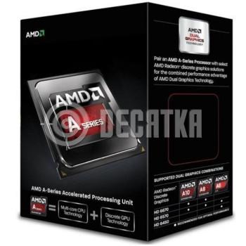 Процессор AMD A10-7860K AD786KYBJCSBX