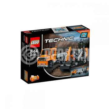 Пластиковый конструктор LEGO Technic  Дорожная техника (42060)