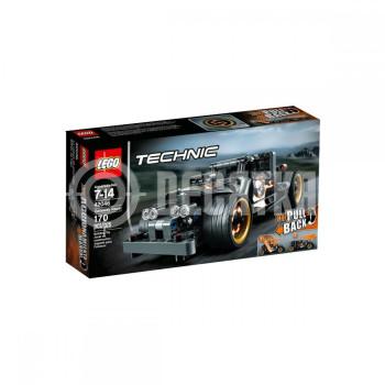 Пластмассовый конструктор LEGO Technic Транспорт для побега (42046)