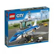 Пластмассовый конструктор LEGO City Пассажирский терминал