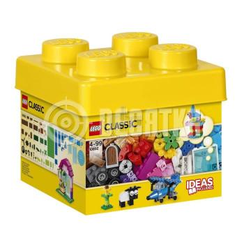 Пластиковый конструктор LEGO Classic Кубики для творческого конструирования (10692)