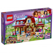 Пластмассовый конструктор LEGO Friends Клуб верховой езды