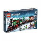 Пластиковый конструктор LEGO Creator Expert Новогодний экспресс