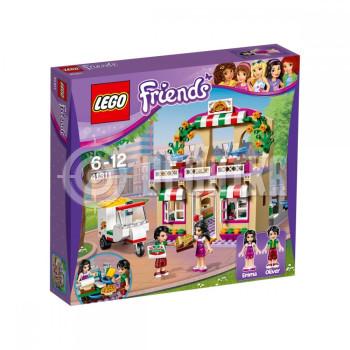 Пластиковый конструктор LEGO Friends Пиццерия (41311)