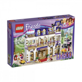 Пластиковый конструктор LEGO Friends Гранд Отель в Хартлейк Сити (41101)
