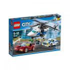 Пластиковый конструктор LEGO City Стремительная погоня