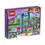 Пластиковый конструктор LEGO Friends Клиника Хартлейк-Сити 871 деталь
