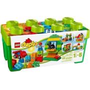 Пластмассовый конструктор LEGO Duplo Универсальная коробка Механик