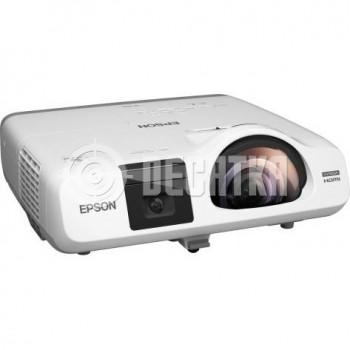 Мультимедийный проектор Epson EB-536Wi (V11H670040)