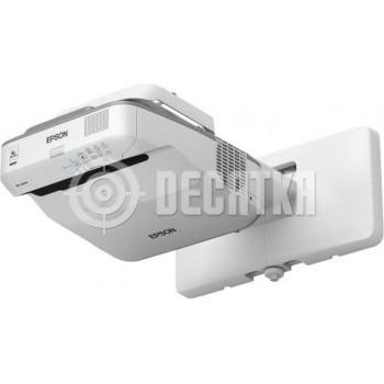 Мультимедийный проектор Epson EB-680Wi (V11H742040)