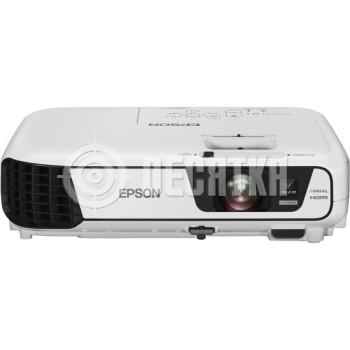 Мультимедийный проектор Epson EB-W31 (V11H730040)