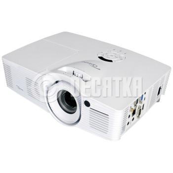 Мультимедийный проектор Optoma EH416