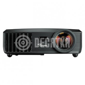 Мультимедийный проектор Optoma EW605ST