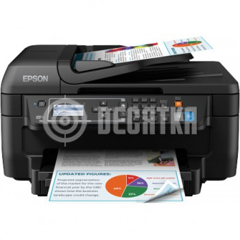 МФУ Epson WorkForce WF-2750DWF (C11CF76402)