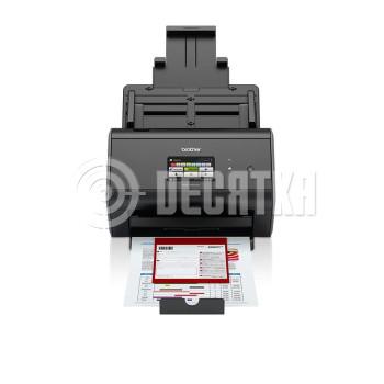 Протяжный сканер Brother ADS-2800W (ADS2800WYJ1)