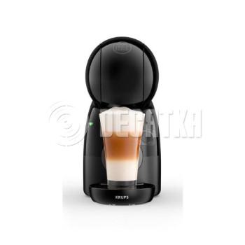 Капсульна кавоварка еспресо Krups Nescafe Dolce Gusto Piccolo XS black KP1A0831